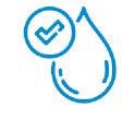 Ikona w kontraście -Usługowe badanie wody