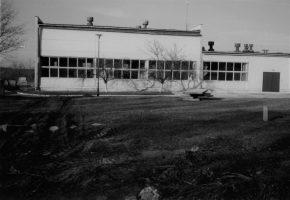 Budynek filtrów węglowych (pompownia pośrednia)