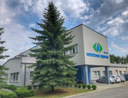 Docieplenie i przebudowa budynku biurowo – administracyjnego