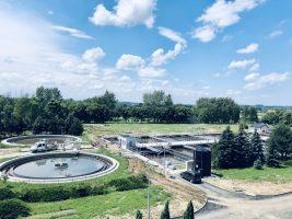 """Dodatkowe 6,5 miliona dotacji na projekt """"Rozwój gospodarki wodno-ściekowej na terenie miasta Dębica z modernizacją oczyszczalni ścieków"""""""