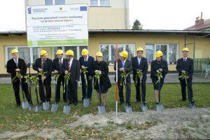 """Rozpoczęcie realizacji projektu pn.: """"Poprawa gospodarki wodno-ściekowej na terenie miasta Dębica"""""""