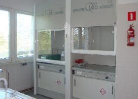 Odnowione Laboratorium Oczyszczalni Ścieków
