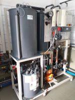 Zmiana technologii dezynfekcji wody