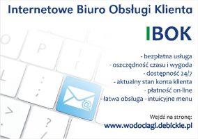 Otwarcie Internetowego Biura Obsługi Klienta Wodociągów Dębickich