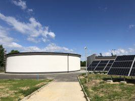 Zakończenie I etapu modernizacji Stacji Uzdatniania Wody